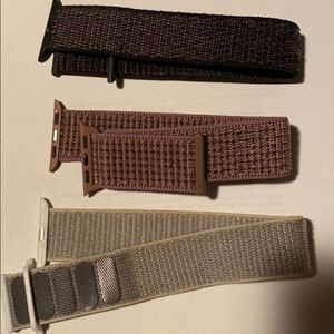 3 Apple Watch Bands